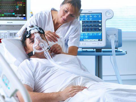 Efectos fisiológicos de la ventilación mecáncia no invasiva