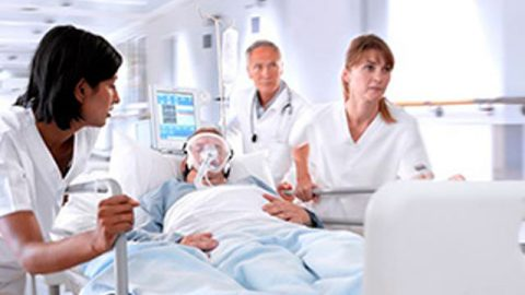 The advent of non-invasive mechanical ventilation (NIMV)